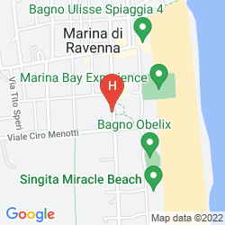 Mappa PARK HOTEL