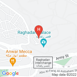 Mappa FIRAS PALACE AMMAN