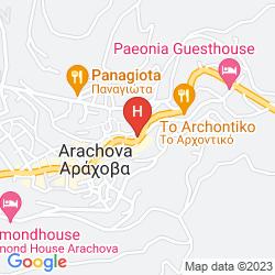 Mappa TAGLI RESORT & SPA