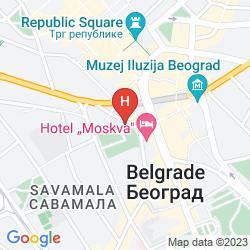 Mappa VILA TERAZIJE