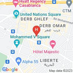 Mappa DU LOUVRE