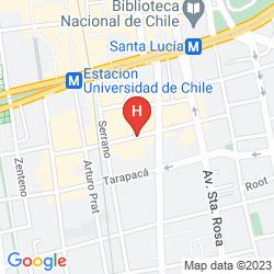Mappa LUNA SUITE
