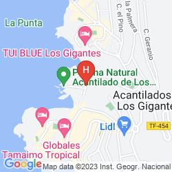 Mappa SEÑORIO DEL VALLE