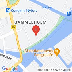 Mappa BEST WESTERN HOTEL CITY