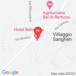 Mappa BELVEDERE