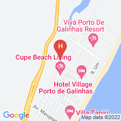 Mappa POUSADA BORE KOKO