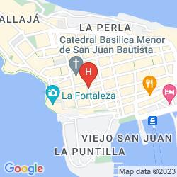 Mappa PLAZA DE ARMAS