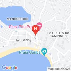 Mappa SONHO DE GERIBA