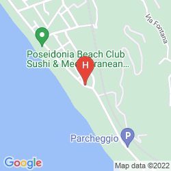 Mappa RESORT SANTA MARIA