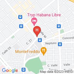 Mappa COLINA