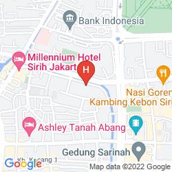 Mappa TAKE'S MANSION