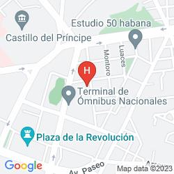Mappa BRUZON