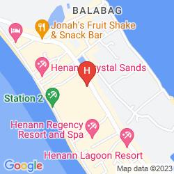 Mappa HENANN GARDEN RESORT