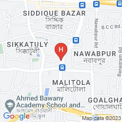 Mappa FARS HOTEL