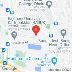 Mappa PURBANI HOTEL