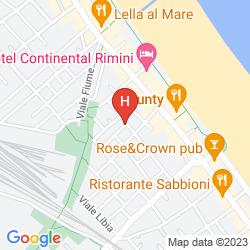 Mappa CIRENE