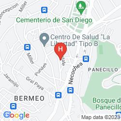 Mappa STUBEL SUITES & CAFE