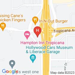 Mappa GOLDEN PALM HOTEL CASINO