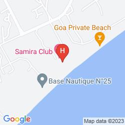 Mappa GUEST HOUSE VILLAMAR SUITES & VILLAS