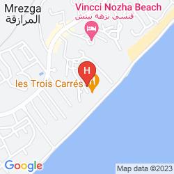 Mappa EL FELL