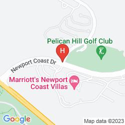 Mappa RESORT AT PELICAN HILL