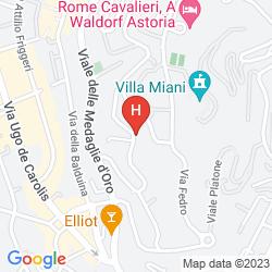 Mappa ANTICA DIMORA CONTESSA ARRIVABENE