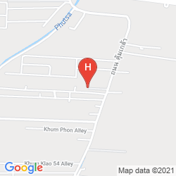 Mappa ARANTA AIRPORT HOTEL BANGKOK