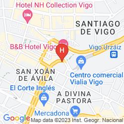 Mappa HOTEL PANTON