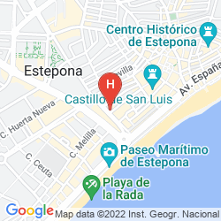 Mappa CARACAS PLAYA