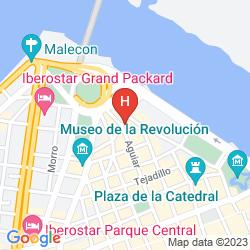 Mappa SAN MIGUEL