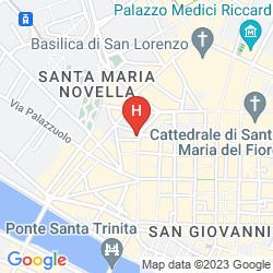 Mappa C-HOTELS DIPLOMAT