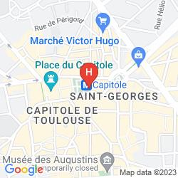 Mappa GRAND DE L'OPERA