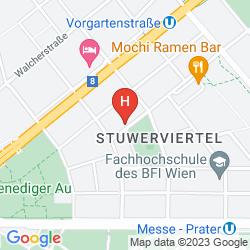 Mappa BEST WESTERN PLUS HOTEL ARCADIA