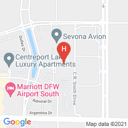 Mappa HOLIDAY INN EXPRESS PLUIT CITYGATE