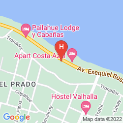 Mappa APART COSTA AZUL