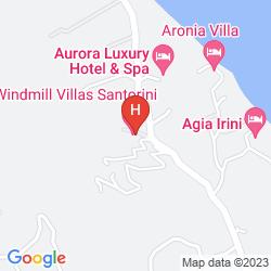 Mappa WINDMILL VILLAS
