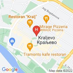 Mappa TURIST