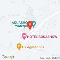 Mappa AQUASHOW PARK HOTEL