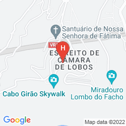 Mappa VILLAGE CABO GIRAO