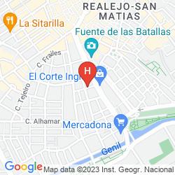 Mappa CASA SALVADOR