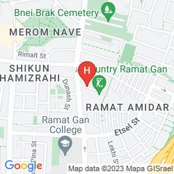 Mappa MENDELI STREET