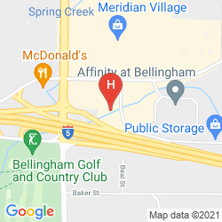 Mappa BEST WESTERN PLUS HERITAGE INN