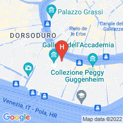Mappa GALLERIA