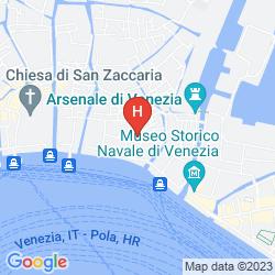Mappa AL NUOVO TESON