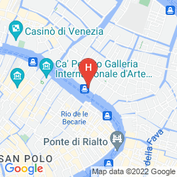 Mappa PESARO PALACE