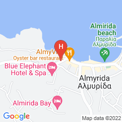 Mappa VILLA IRINI
