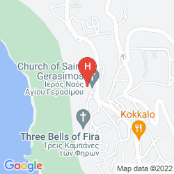 Mappa VILLA REMVI
