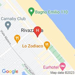 Mappa SAN FRANCISCO SPIAGGIA