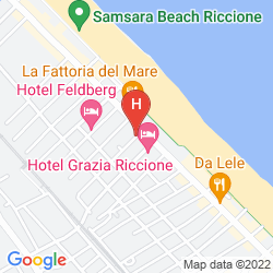 Mappa LOS ANGELES