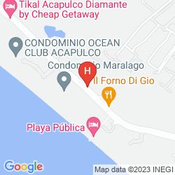 Mappa TIKAL